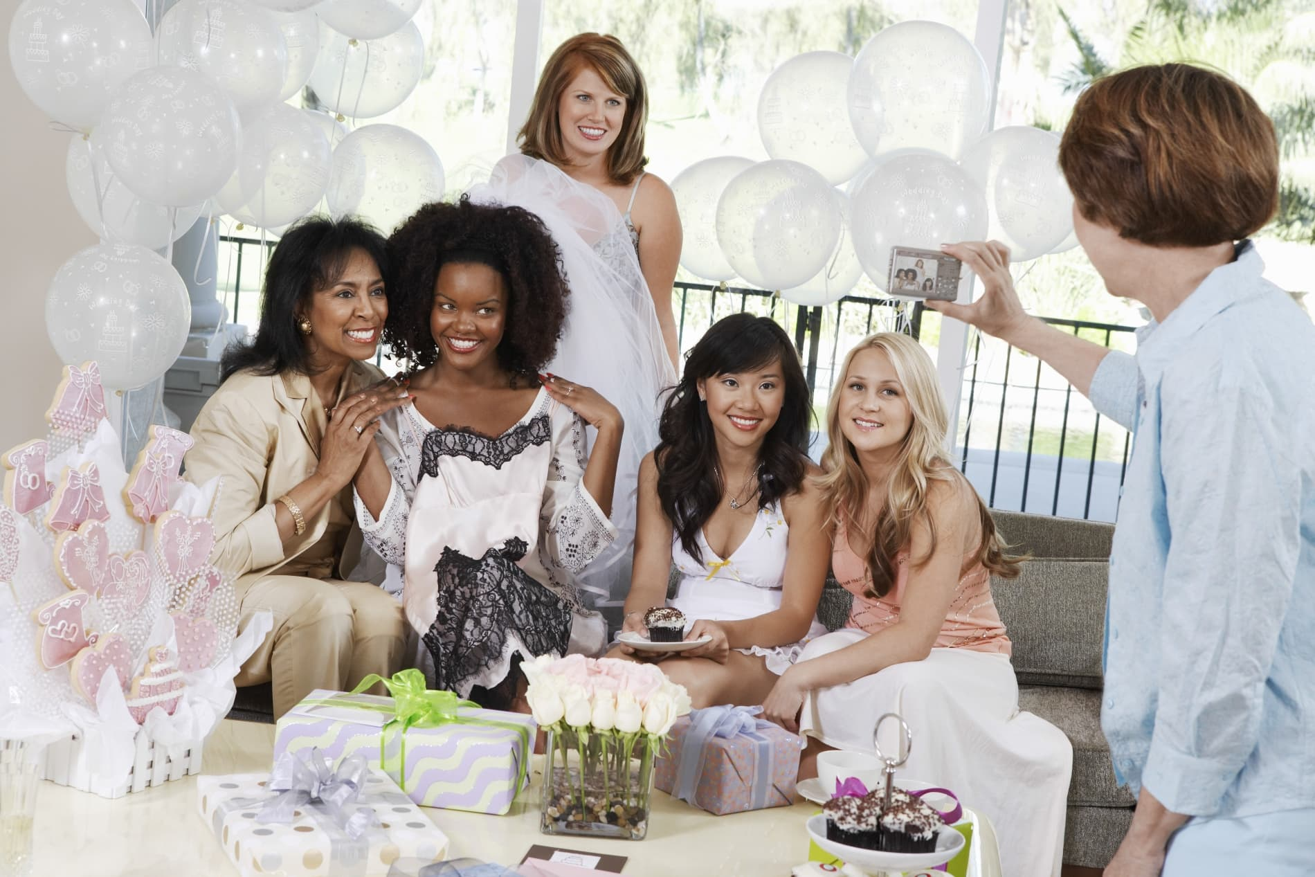destination wedding bridal shower etiquette