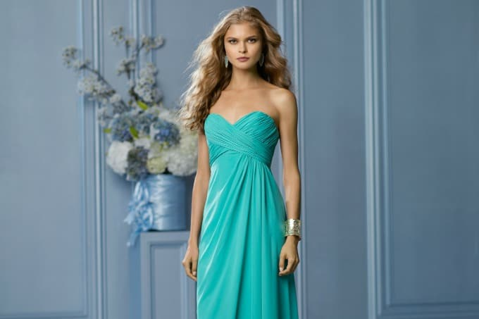 Beach Bridesmaid Dresses by Wtoo