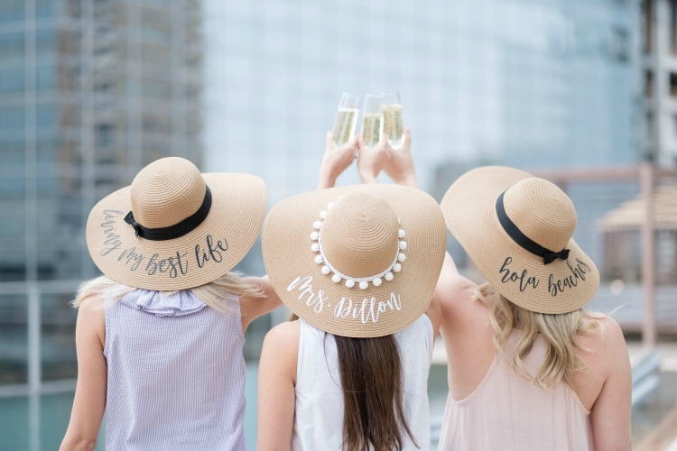 30 destination wedding bridesmaid gifts your tribe will love