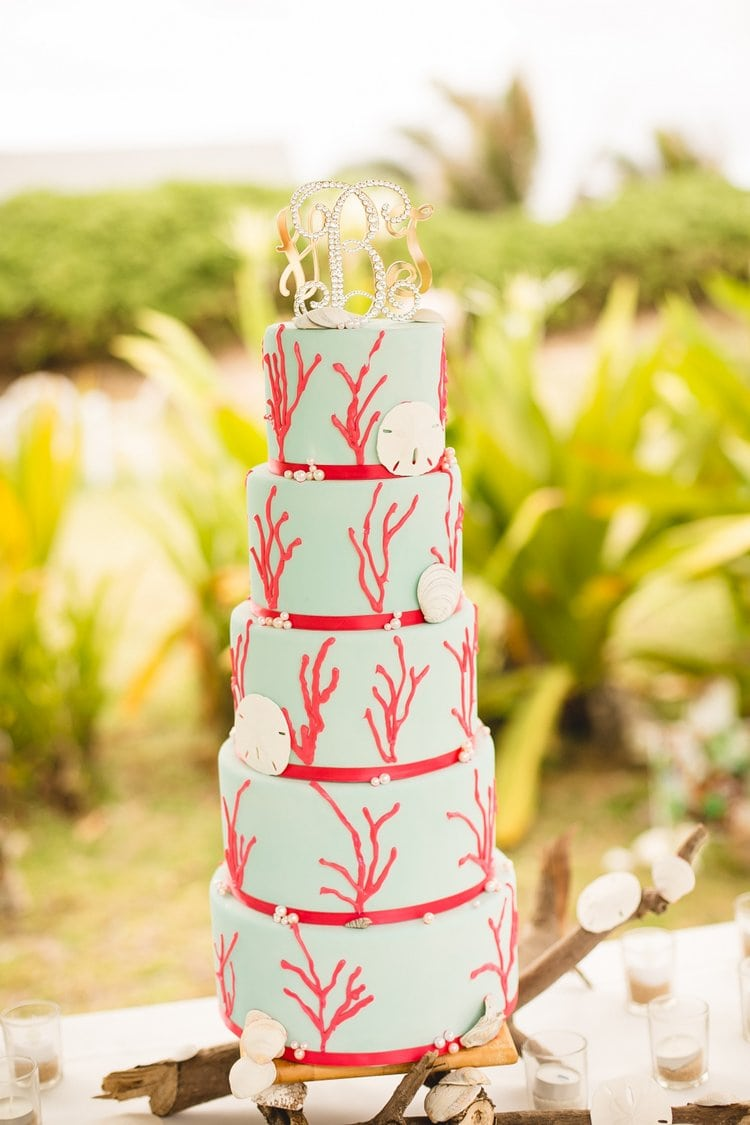 17 Amazing Destination Wedding Cake Designs | Destination Wedding ...