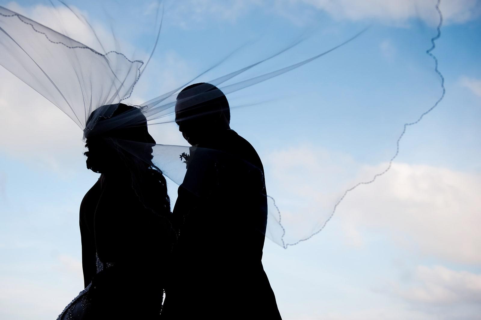 My Cancun Wedding in a Glass Chapel
