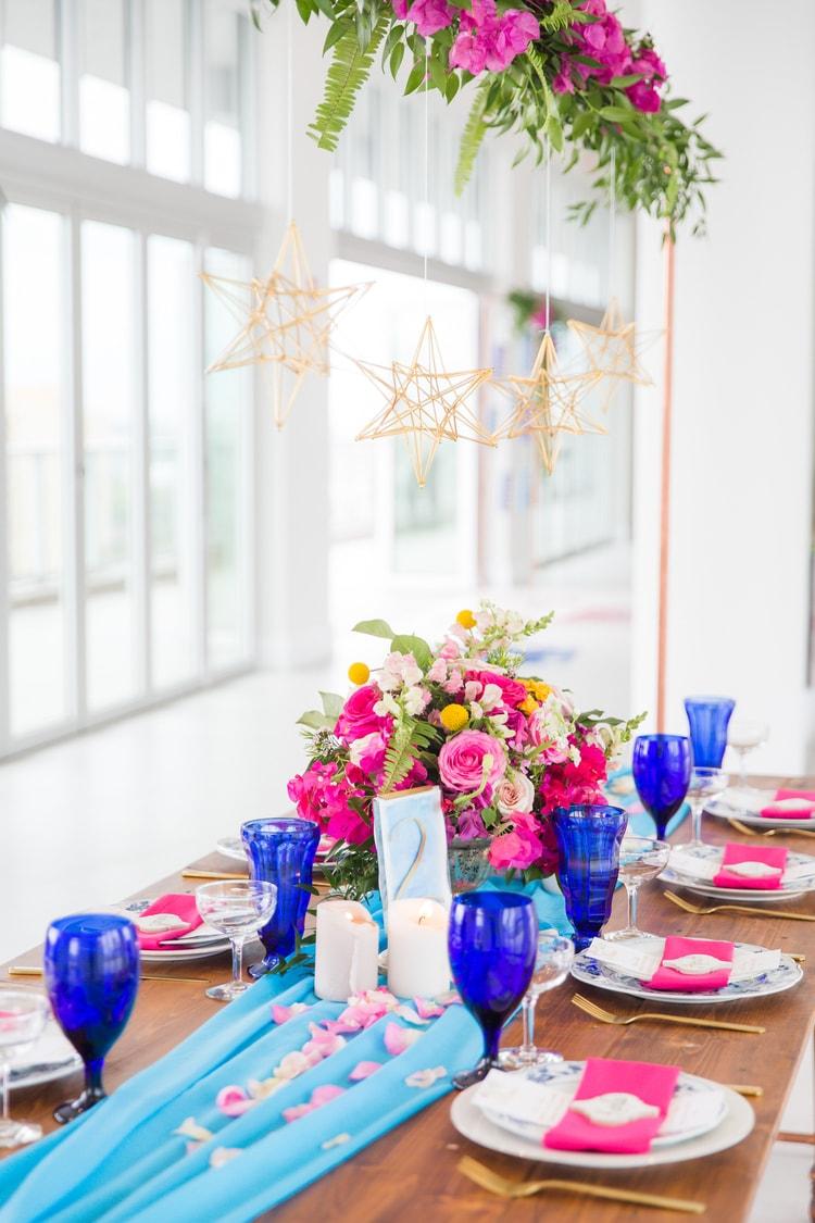 23 Uniquely Gorgeous Destination Wedding Centerpieces | Destination ...