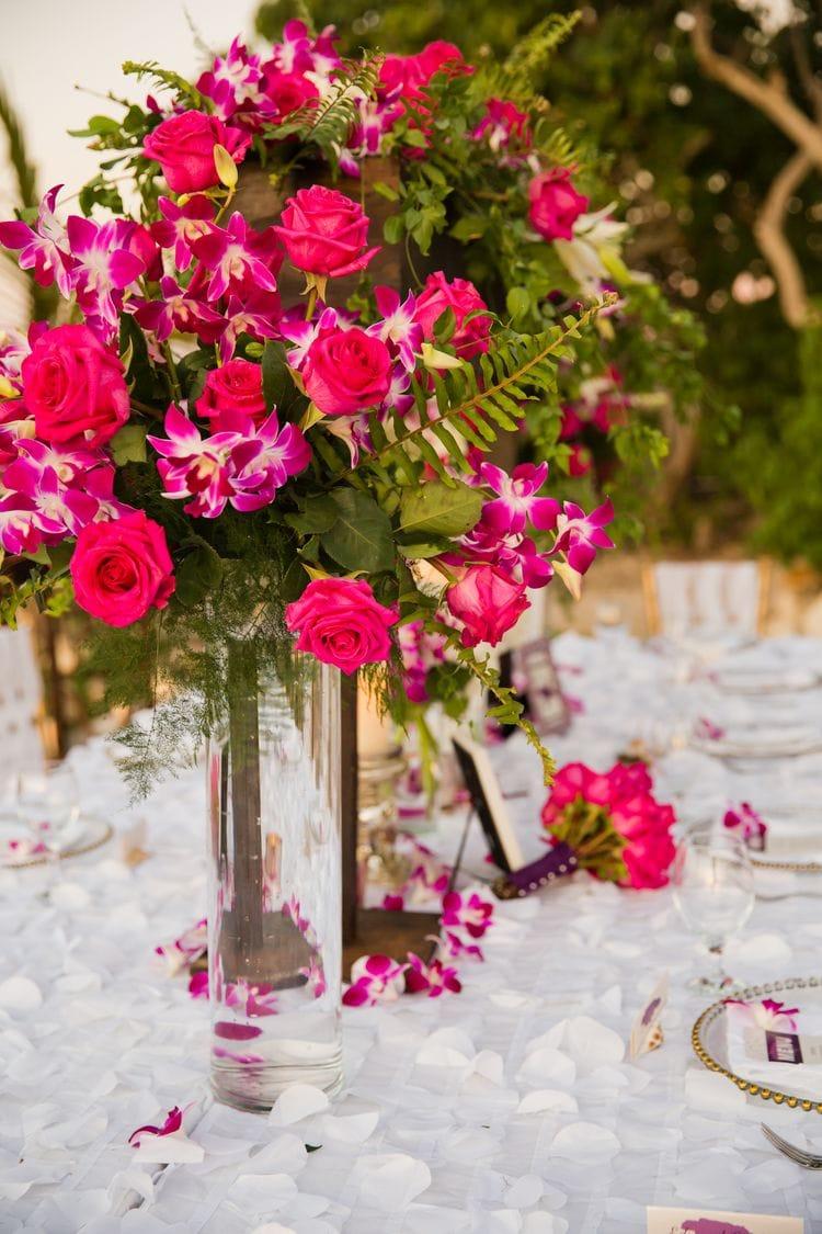 destination wedding centerpieces 24