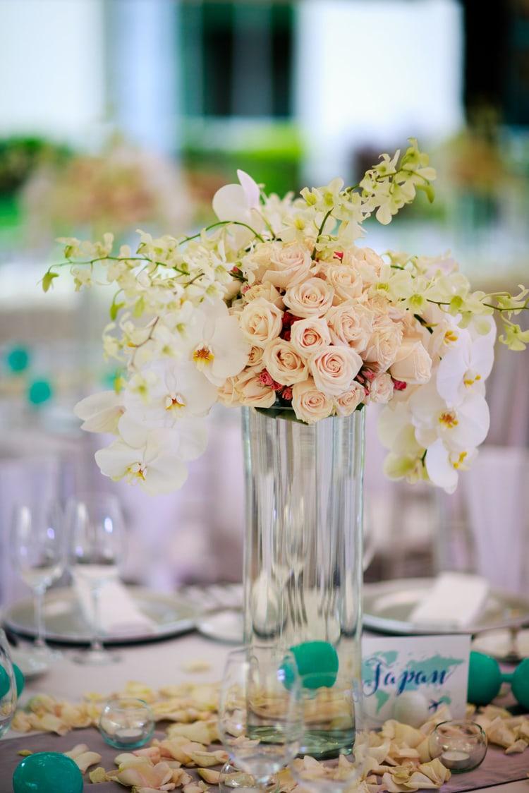destination wedding centerpieces 25
