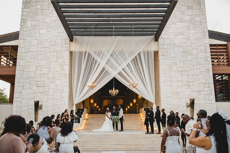 destination wedding dreams riviera cancun 2661