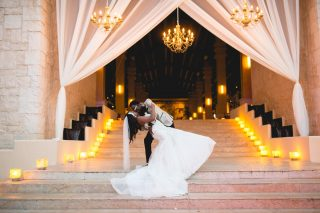 An Elegant Destination Wedding at Dreams Riviera Cancun