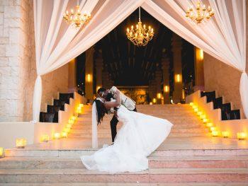 An Elegant Destination Wedding at Dreams Riviera Cancun