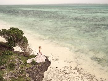 Romantic Destination Wedding Dresses by BHLDN