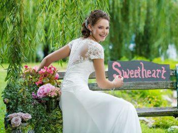 Stunning Destination Wedding Dress Collection