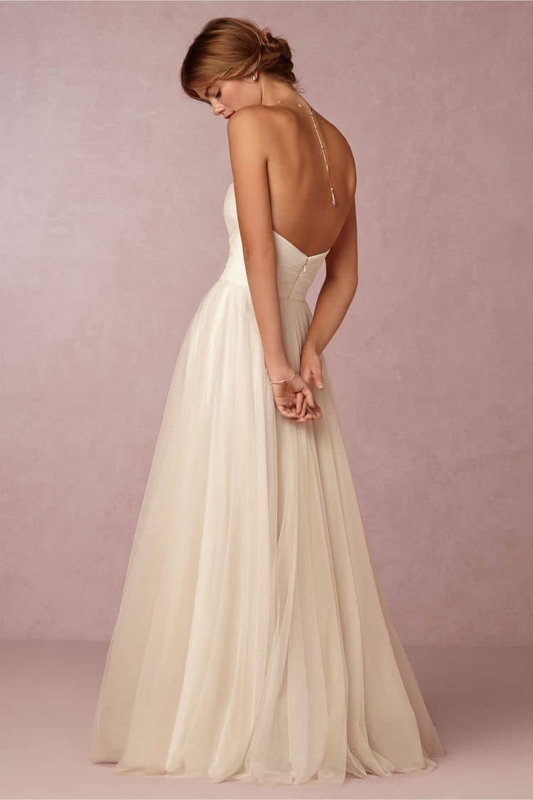 destination wedding dresses calla back