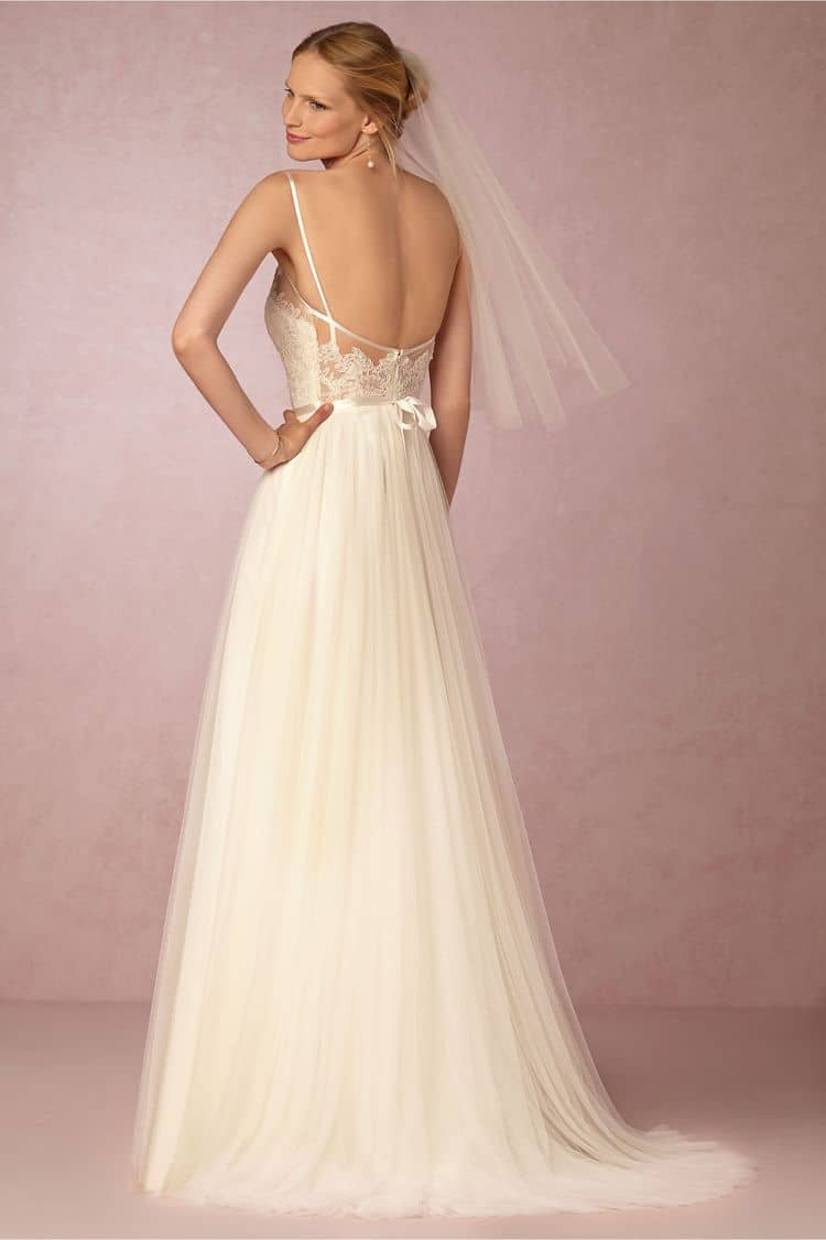 destination wedding dresses charlotte back