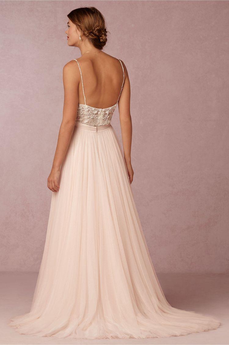 destination wedding dresses_ella bodysuit and amora skirt back