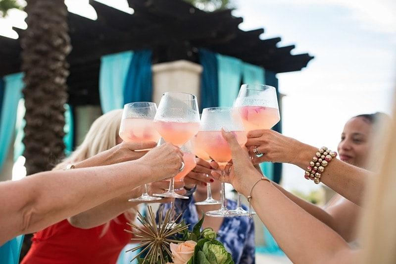 destination wedding engagement party etiquette 1
