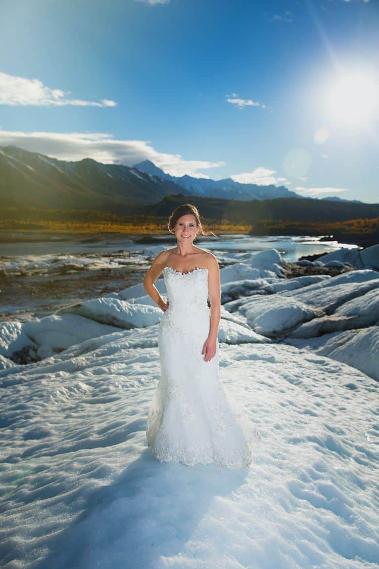 destination wedding in Alaska 42
