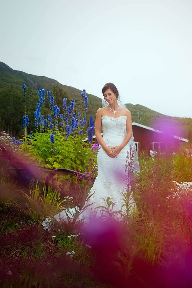 destination wedding in Alaska 6