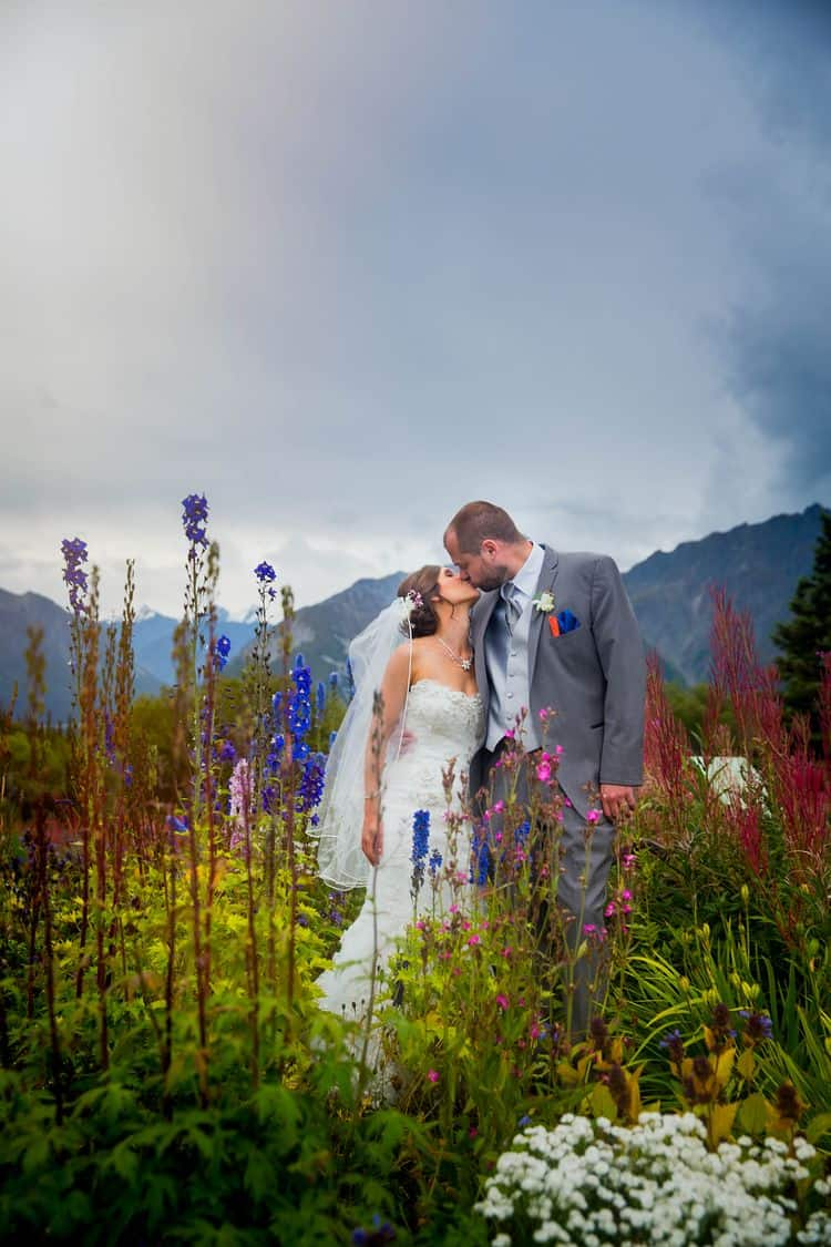 destination wedding in Alaska 7