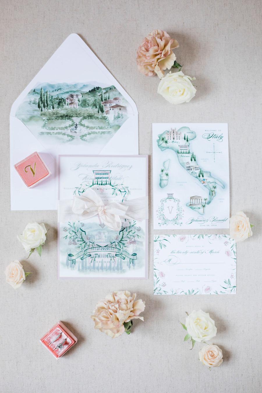 destination wedding in Arezzo 1