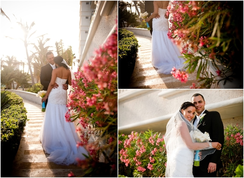 destination wedding in Cancun Sandos