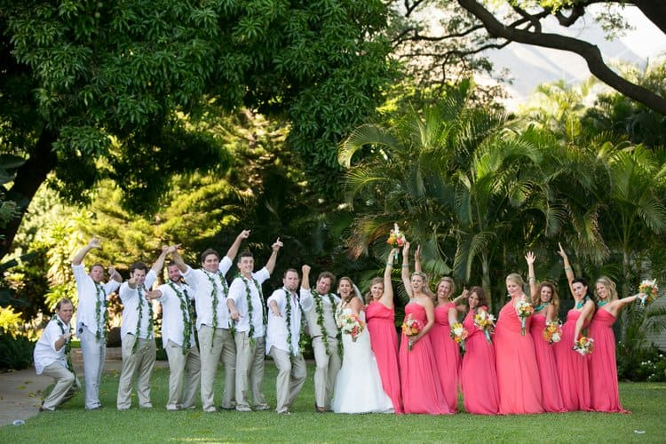 destination wedding in Hawaii