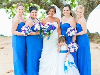 A Simple and Elegant Destination Wedding in Kauai, Hawaii