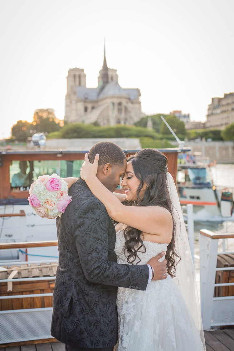 destination wedding in Paris 18