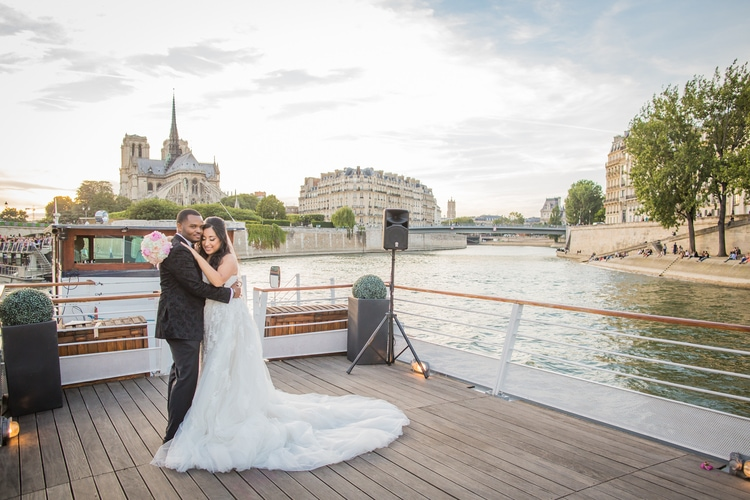 destination wedding in Paris 19