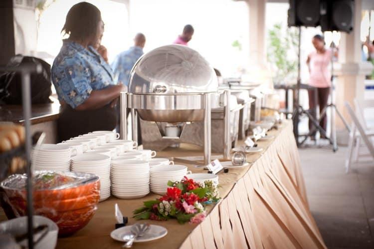 Melia Nassau beach wedding