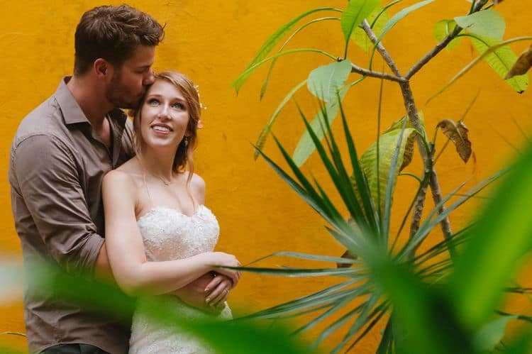 destination wedding in tulum cenote 15