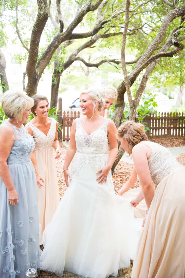 Destination Wedding in Watersound Origins