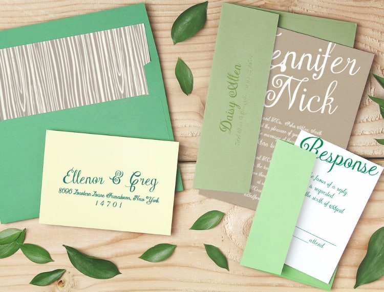 destination wedding invitations 1