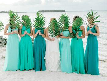 A Tropical Destination Wedding in Key Largo