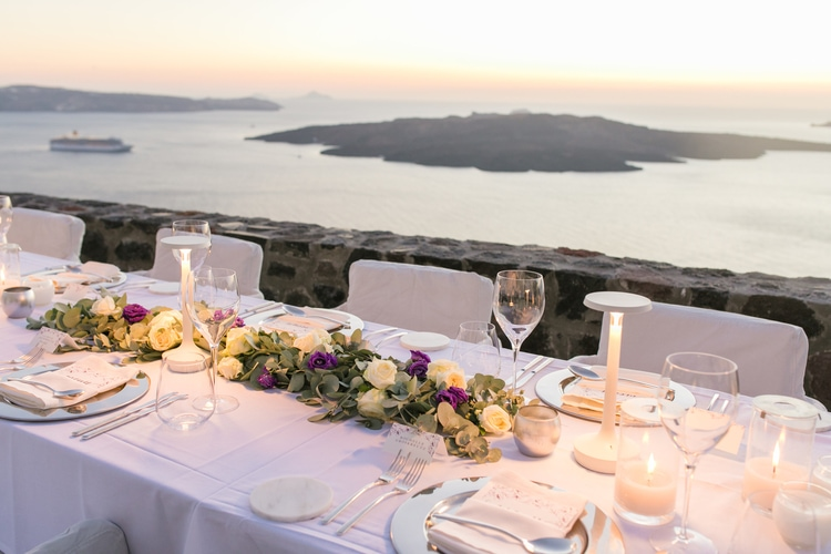 destination wedding santorini 16