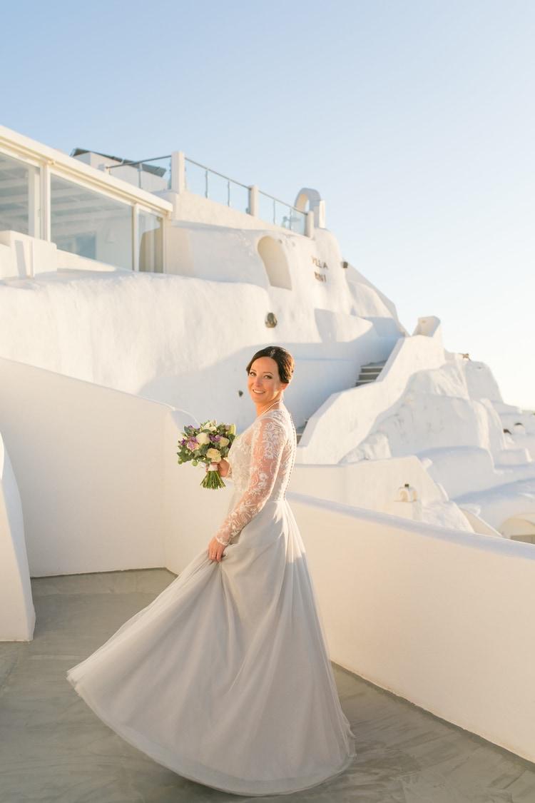 destination wedding santorini 42