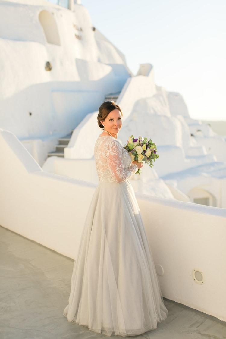destination wedding santorini 43