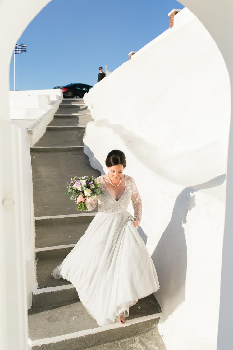 destination wedding santorini 64
