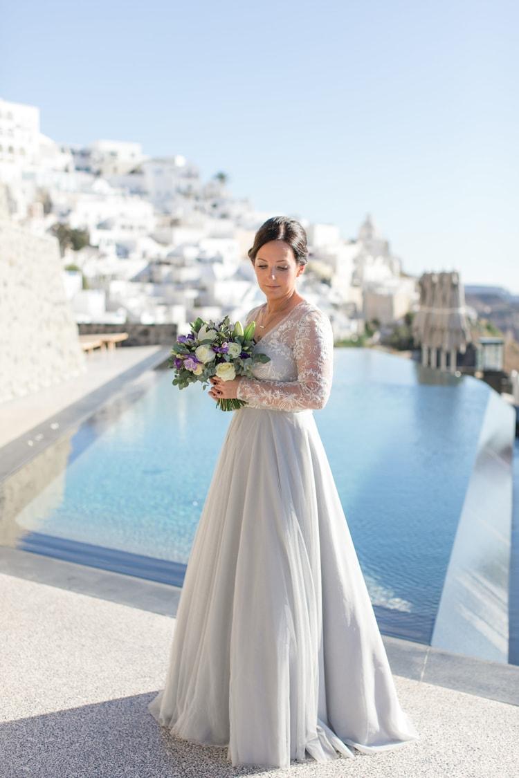 destination wedding santorini 80