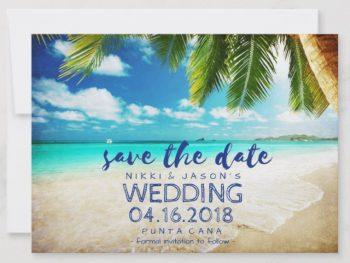 Destination Wedding Invitation Etiquette