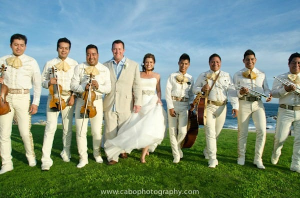 Destination Wedding Theme Ideas- Mariachi