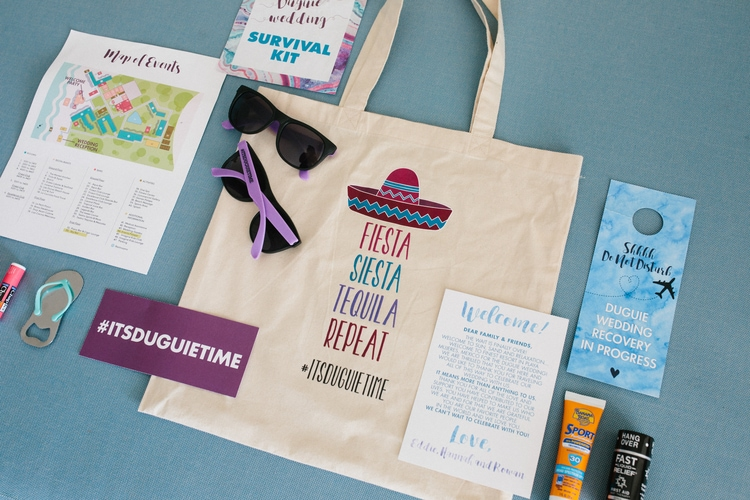 destination wedding welcome bags 1