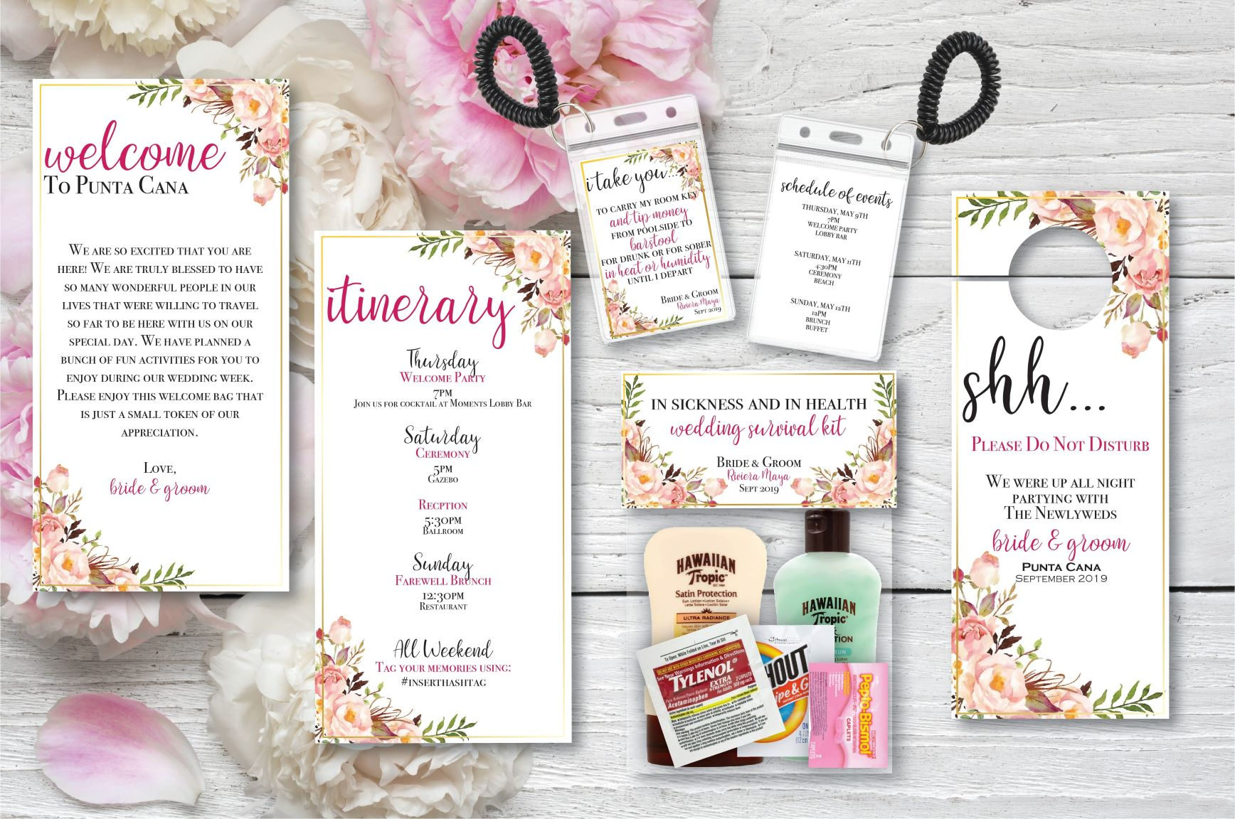 destination wedding welcome bags 3