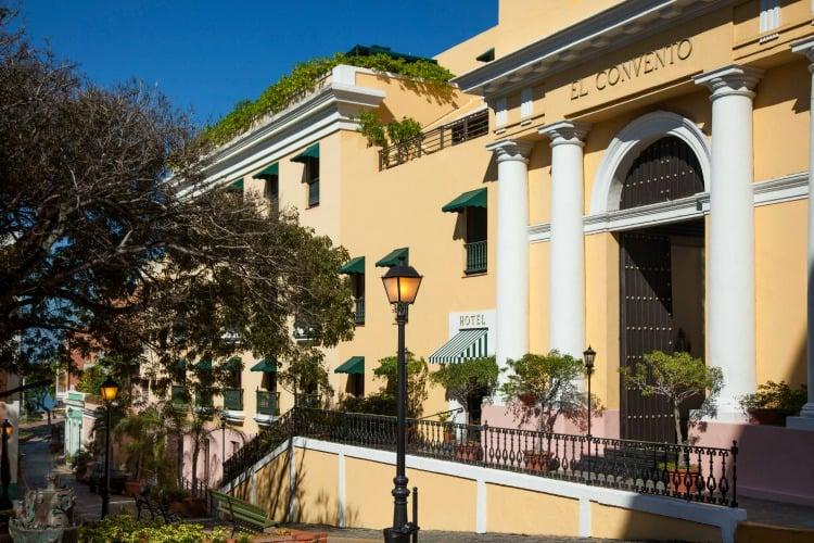 destination weddings in Puerto Rico-El Convento