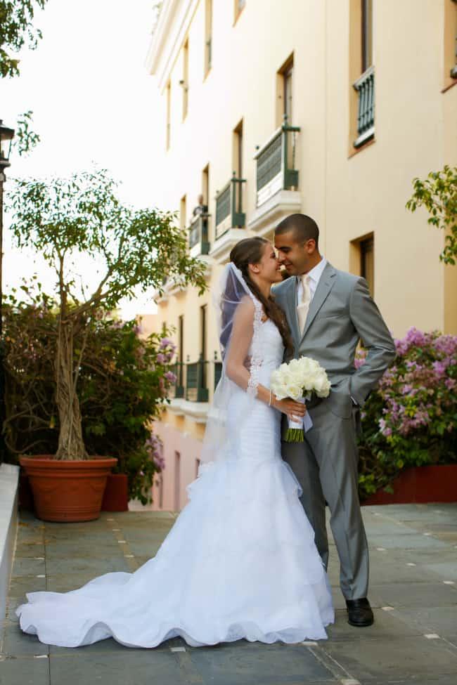destination weddings in Puerto Rico-Hotel El Convento
