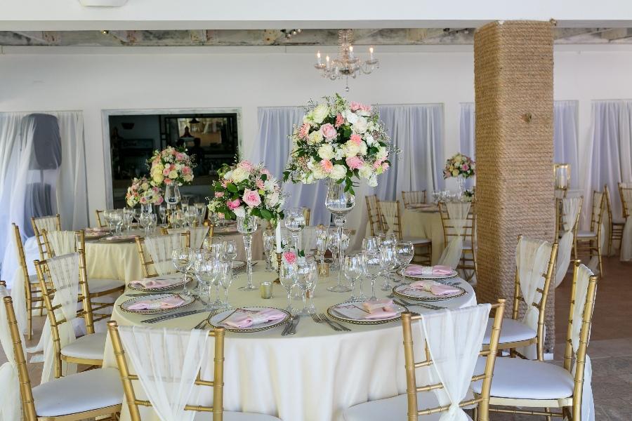 dominican republic wedding private reception in Kukua