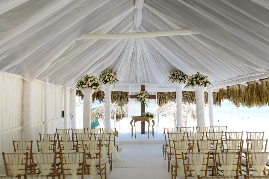 dominican republic wedding private venue Kukua