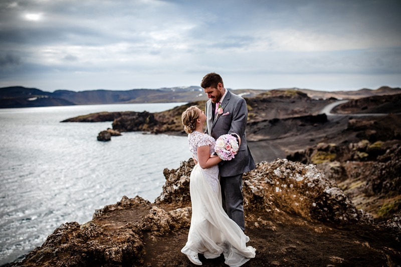 elopement wedding in Iceland 2568