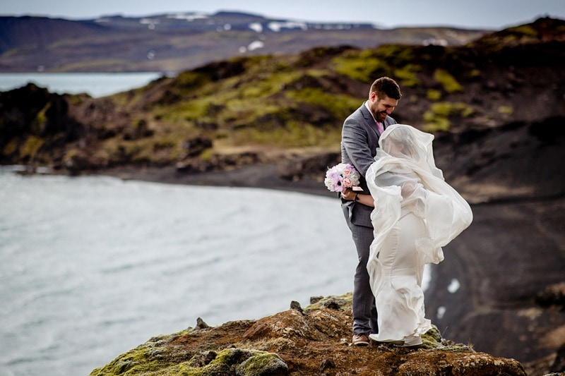 elopement wedding in Iceland 2570