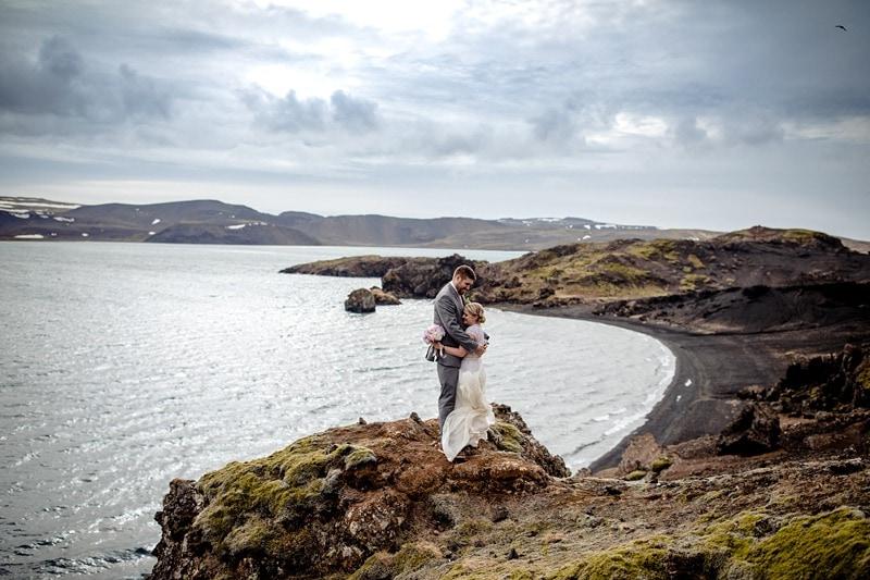 elopement wedding in Iceland 2574