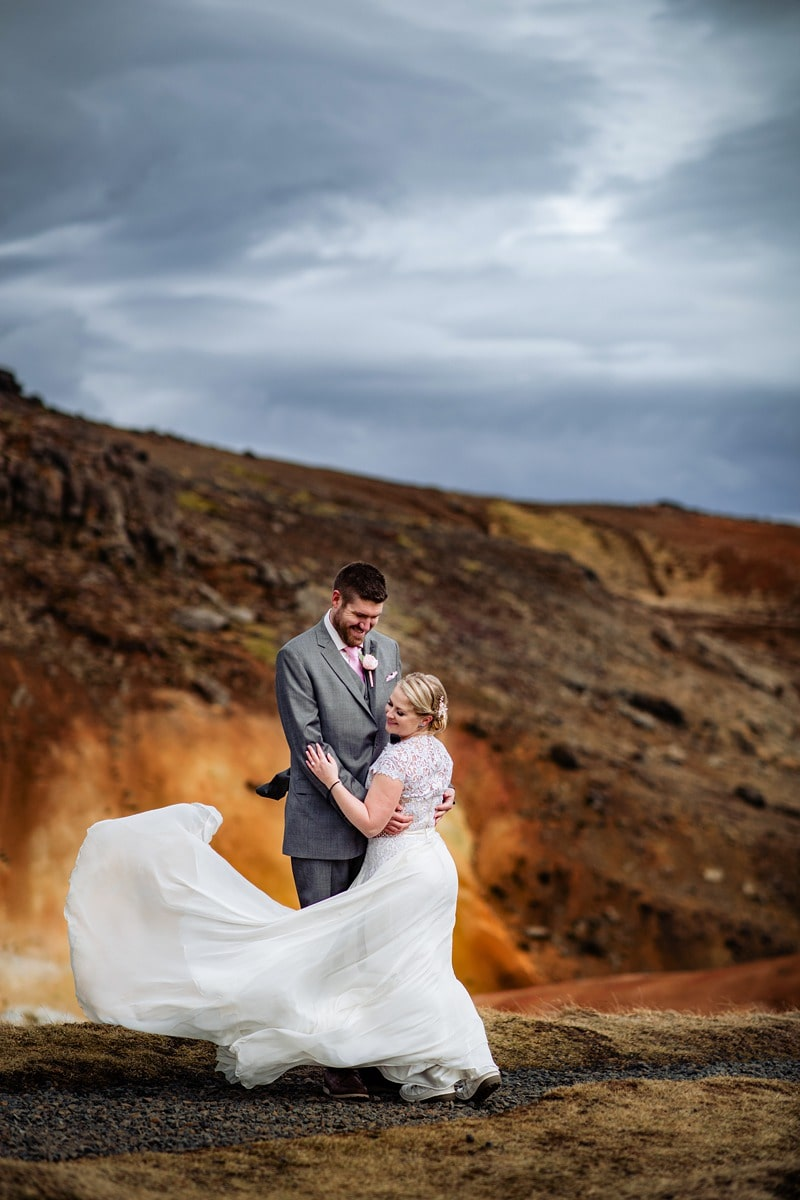 elopement wedding in Iceland 2576