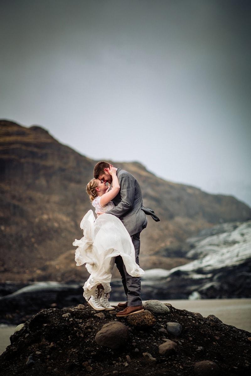 elopement wedding in Iceland 2583