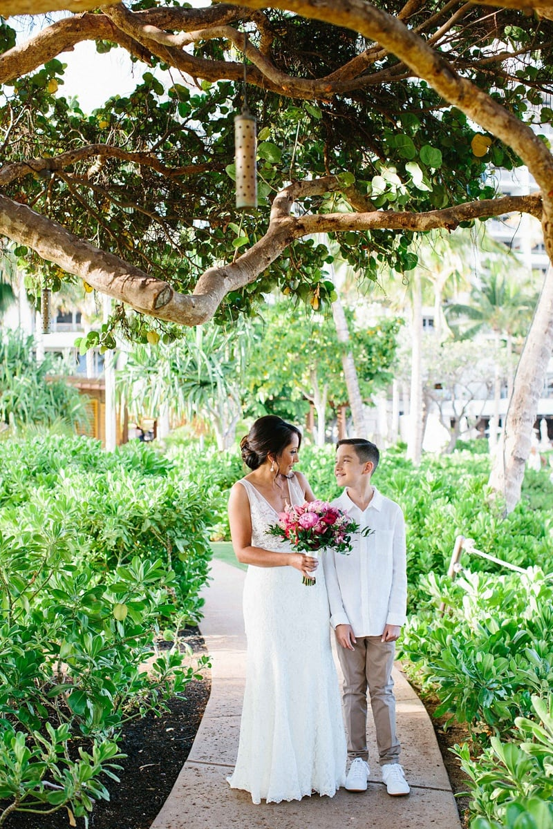 four seasons oahu wedding photos 0098